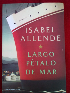 Largó Pétalo De Mar. Isabel Allende. Libro Nuevo