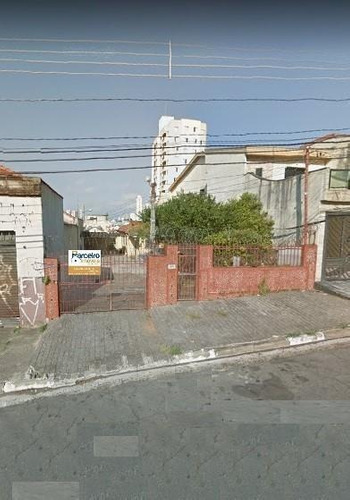 Terreno À Venda, 500 M² - Chácara Santo Antônio (zona Leste) - São Paulo/sp - Te0459
