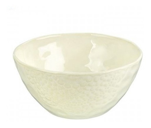 Bowl Compotera Cuenco Ceramica 14cm Beige Mexicano Oferta