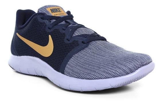 Tenis Nike Flex Contact 2 Wmns + Envío Gratis + Msi