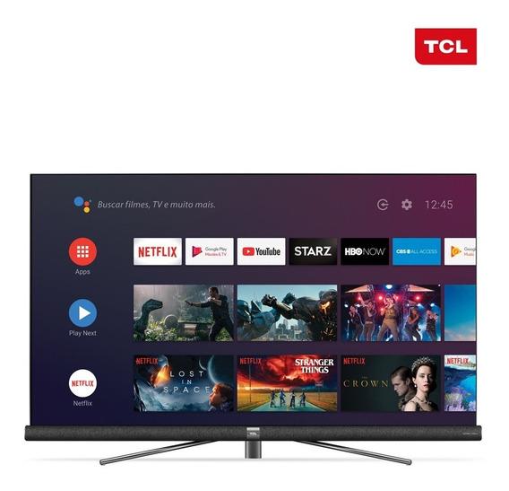Smart Tv 4k Tcl 55 C6 Wifi Soundbar Harman Kardon Integrado