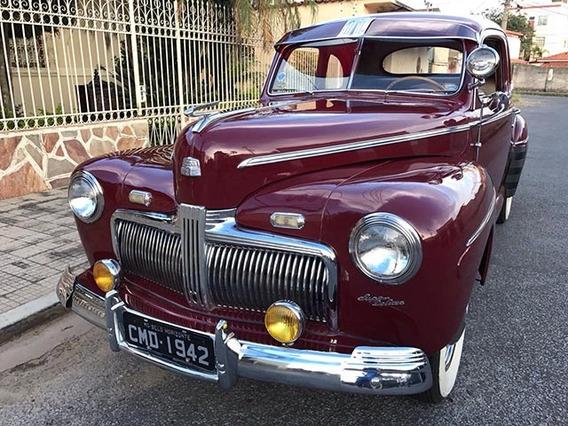 Ford 1942 Placa Preta R$ 130000 00
