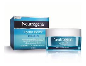 Neutrogena Hydro Boost Water Gel 50g Ácido Hialurônico