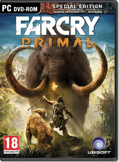 Far Cry Primal ( Mídia Física ) Pc