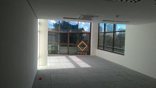 Conjunto Para Alugar, 173 M² Por R$ 9.000,00/mês - Brooklin Paulista - São Paulo/sp - Cj17752