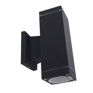 Aplique Exterior Bidireccional Aluminio Led Draco Gu10
