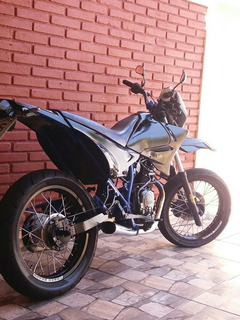 Yamaha Xtz 125cc K Motard