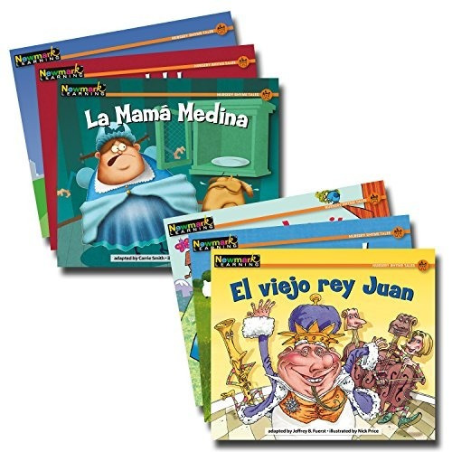 Newmark Learning En Español: Rising Readers Fiction: Nursery