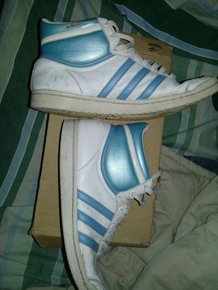 Zapatillas adidas Sleek Series Talle 40