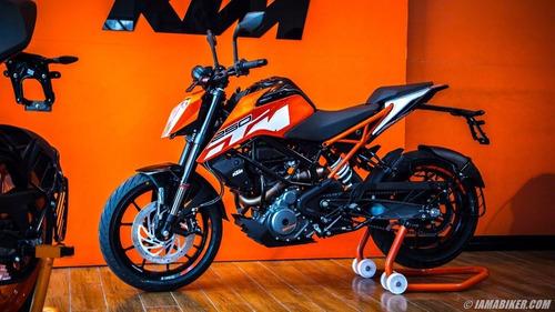 Ktm Duke 250 0km 2018-gs Motorcycle