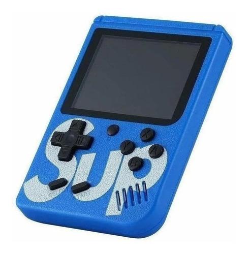 Mini Vídeo Game Boy Portátil At 400 Jogos Retrô Clássicos A