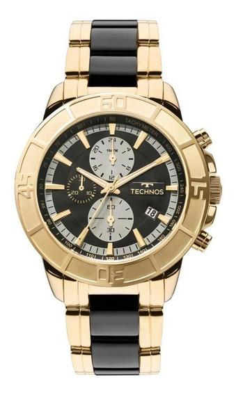 Relógio Technos Ceramic Masculino Js15et/4p