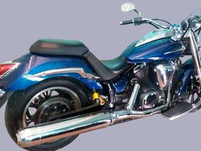 Yamaha Xvs 950amidnightstarazul, 2012 22000km Único Dono