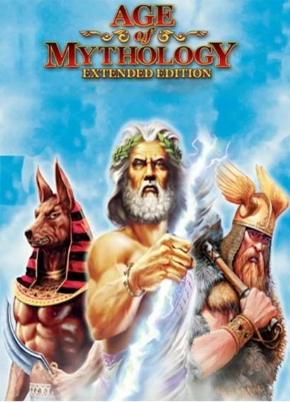 Age Of Mythology Extended Edition Pc Envio Digital