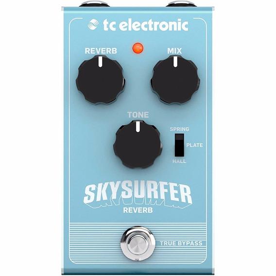 Pedal De Guitarra Tc Electronic Skysurfer Reverb