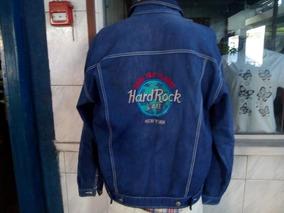 Jaqueta Hard Rock Café.