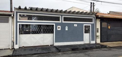 Imagem 1 de 6 de Casa Com 2 Dormitórios À Venda, 120 M² Por R$ 424.000,00 - Residencial Sítio Santo Antônio - Taubaté/sp - Ca1301