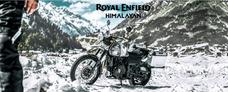 Royal Enfield Himalayan Euro 4