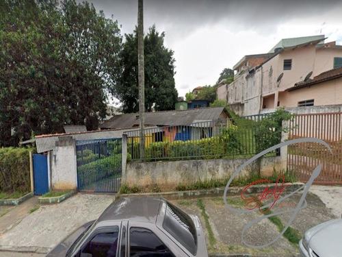 Locação - Terreno De Esquina - 1.550 M² - Possuindo Casa Antiga. Adequado Para Comércio. - Te00029 - 69414361