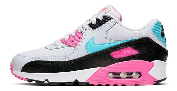 Zapatillas Nike Mujer Air Max 90 Env Gratis 325213065 Gd Ct