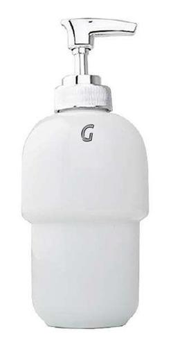 Repuesto/botella Dispensador De Jabón Liquido/porcelana Blan