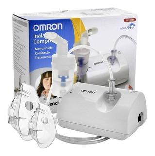 Nebulizador De Compresor Omron Ne-c801 Silencioso Envio
