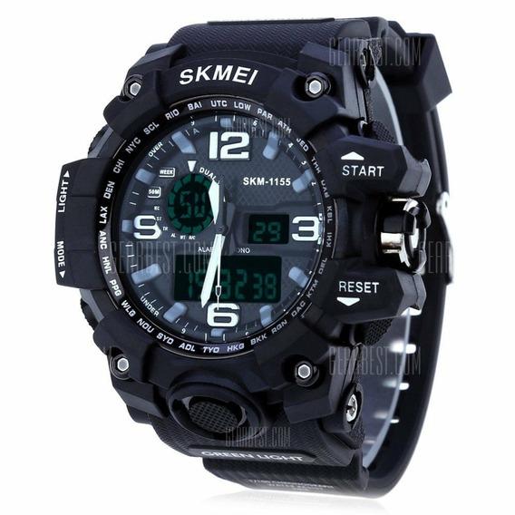 Relógio Skmei 1155 Masculino Original - Várias Cores