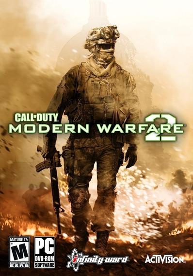 Call Of Duty 6: Modern Warfare 2 - Gamep/pc Frete Baixo