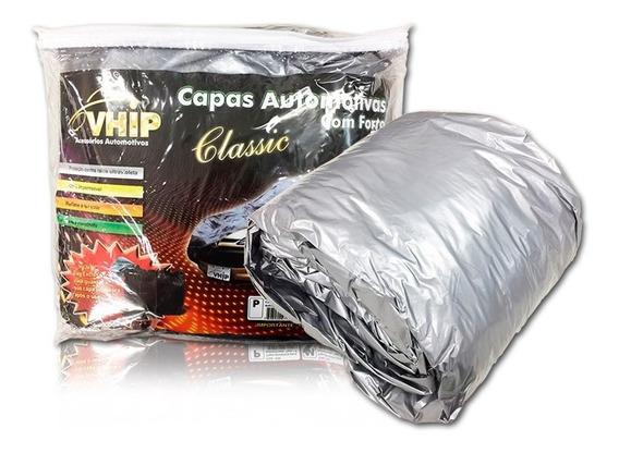Capa Protetora Cobrir Carro Grande 100% Impermeável C/ Forro