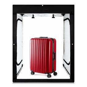 Cabine Box Estúdio Fotográfico Portátil Profissional+3 Fundo