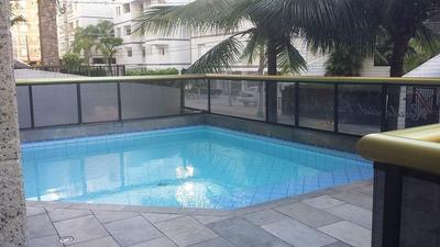 Apartamento Em Vila Tupi, Praia Grande/sp De 87m² 3 Quartos À Venda Por R$ 300.000,00 - Ap221731