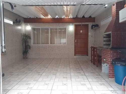 Imagem 1 de 11 de Casa À Venda, Boqueirão, Praia Grande, Sp - Sp - Ca0008_robort