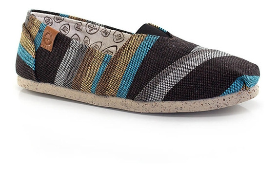 Alpargatas Perky Brown Stripes - Way Tenis