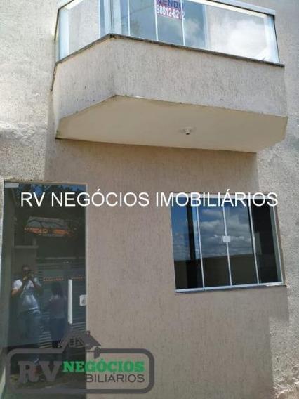 Casa Para Venda Em Juiz De Fora, Parque Independência Lll, 2 Dormitórios, 2 Banheiros, 2 Vagas - Rv225_2-998483