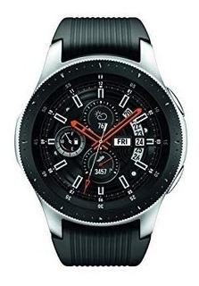 Reloj Samsung Galaxia (46 Mm) Plata (bluetooth) Sm-r800
