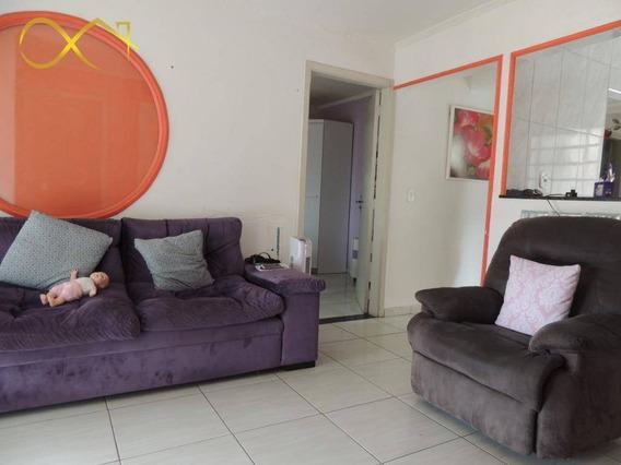 Casa Térrea Com 2 Dormitórios À Venda, 160 M² - Vila Monte Alegre Iii - Paulínia/sp - Ca1832