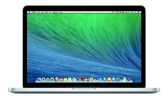 Apple Macbook Pro 13 Core I5 Retina Mf839ll/a 8gb Flash Ssd