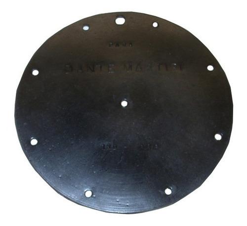 Diafragma 122 Mm Para Calefon Dante Martiri 14 / 16 Litros