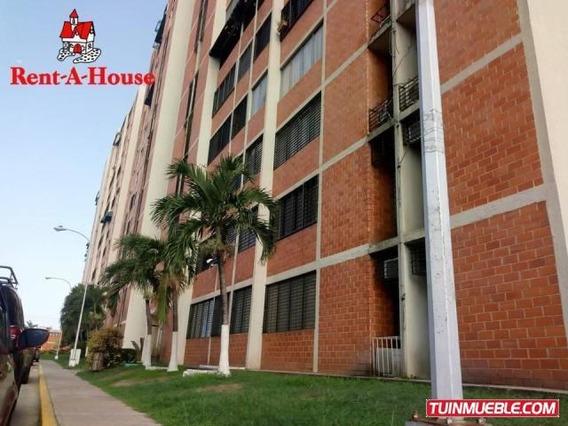 Apartamento 75mts2 En Maracay.gbf19-14700