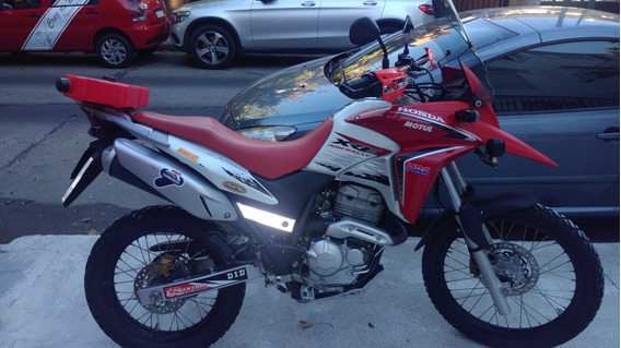 Honda Xre 300 Rally / Moto Impecable / Usada