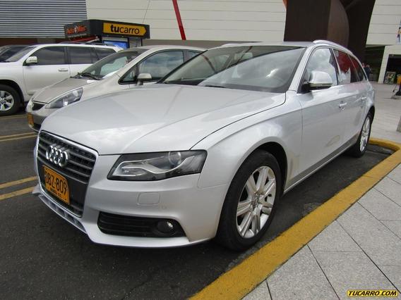 Audi A4 1.8 Tfsi Avant Luxury