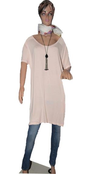 Maria Cher Remera Larga Modelo Canoga Tipo Vestido Promo
