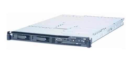 Servidor Ibm Xseries X3550  Intel Quad 16gb Ram - Ssd 120gb