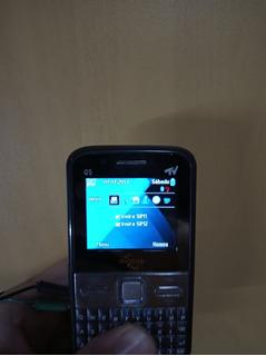 Celular Q5 2 Chip Som 3d Guitarrinha