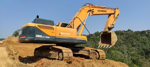 Imagem 1 de 4 de Escavadeira Hyundai R380 Lc9sh