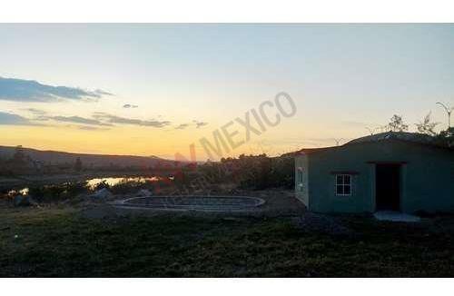 Casa De Campo Con 1,200 M2 De Terreno En Huimilpan, A 20m De Querétaro