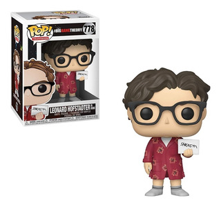Funko Pop The Big Bang Theory Leonard