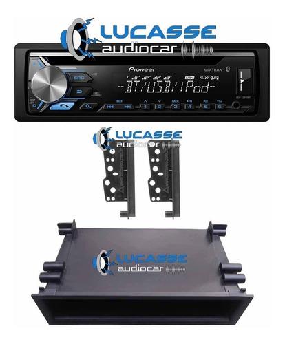 Stereo Pioneer 4050 Cd Usb Bluetooth + Marco Toyota Corolla
