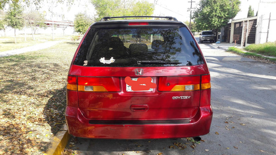 Honda Odissey 2002 Xle Regularizada