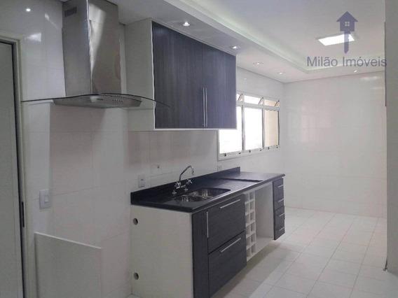 Apartamento Residencial Para Locação, Condomínio Único, Jardim Portal Da Colina, Sorocaba. - Ap0528